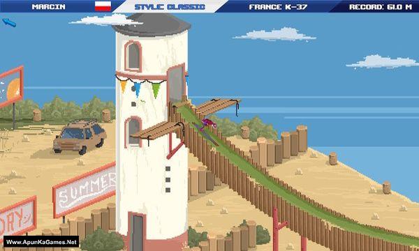 Ultimate Ski Jumping 2020 Screenshot 3, Full Version, PC Game, Download Free