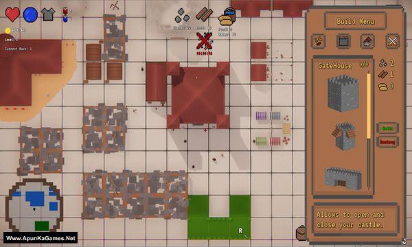Voxel Crusade Screenshot 2, Full Version, PC Game, Download Free