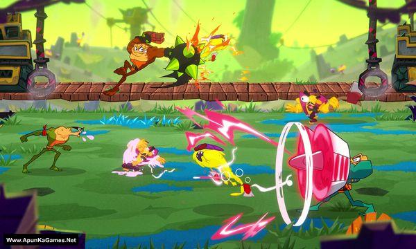 Battletoads Screenshot 3, Full Version, PC Game, Download Free
