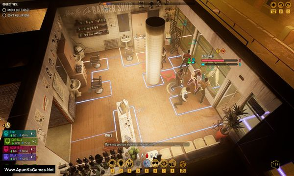 Company of Crime Screenshot 3, Full Version, PC Game, Download Free