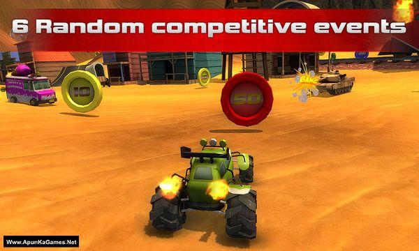 Crash Drive 2 Screenshot 1, Full Version, PC Game, Download Free