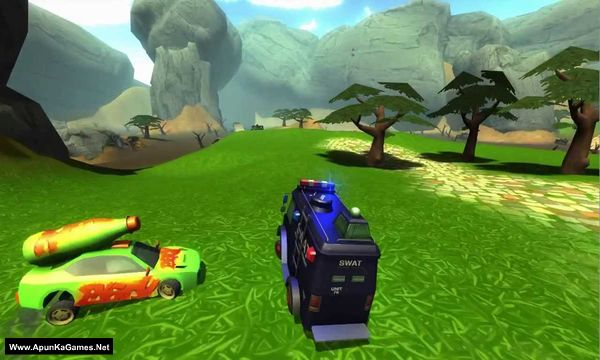 Crash Drive 2 Screenshot 2, Full Version, PC Game, Download Free