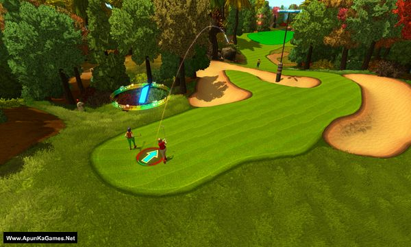 GolfTopia Screenshot 2, Full Version, PC Game, Download Free