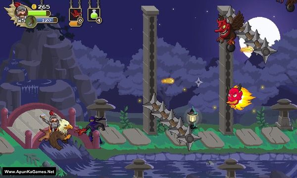 Gryphon Knight Epic: Definitive Edition Screenshot 2, Full Version, PC Game, Download Free
