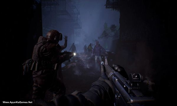 Hold Out Screenshot 1, Full Version, PC Game, Download Free