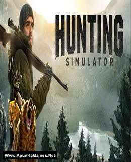 Hunting Simulator Cover, Poster, Full Version, PC Game, Download Free