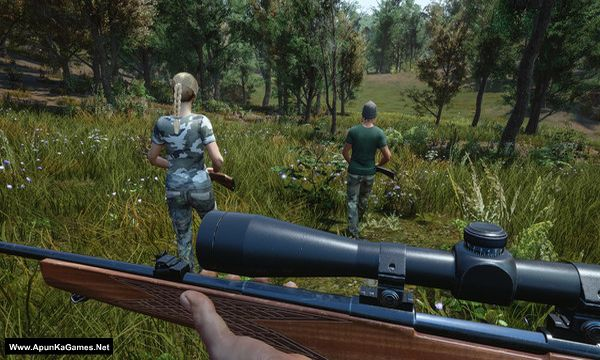 Hunting Simulator Screenshot 1, Full Version, PC Game, Download Free