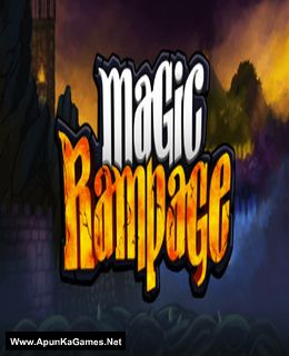 Magic Rampage Cover, Poster, Full Version, PC Game, Download Free