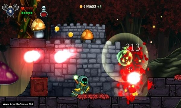 Magic Rampage Screenshot 1, Full Version, PC Game, Download Free
