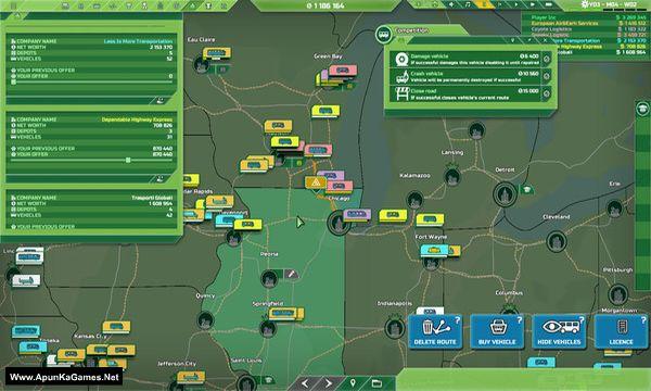 Transport INC Screenshot 3, Full Version, PC Game, Download Free