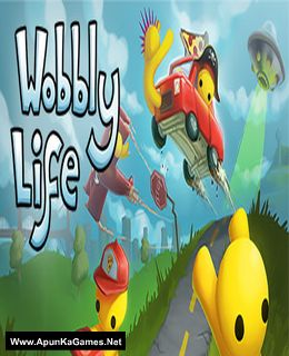 Wobbly Life Cover, Poster, Full Version, PC Game, Download Free