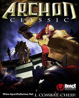 Archon Classic Cover, Poster, Full Version, PC Game, Download Free