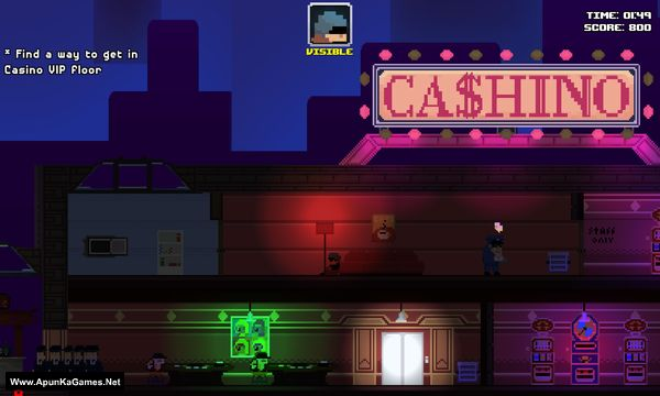 Haste Heist Screenshot 3, Full Version, PC Game, Download Free