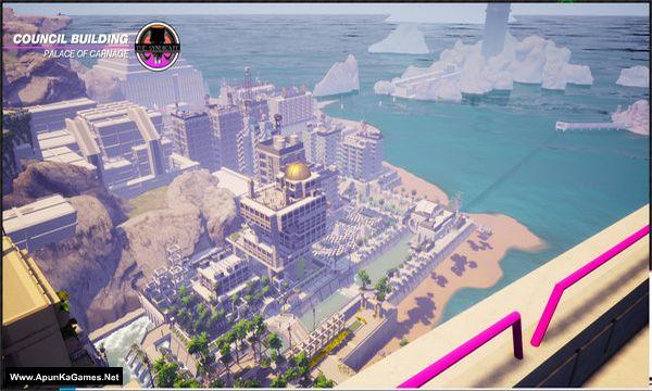 Paradise Killer Screenshot 3, Full Version, PC Game, Download Free