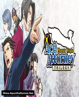 Phoenix Wright: Ace Attorney Trilogy Cover, Poster, Full Version, PC Game, Download Free