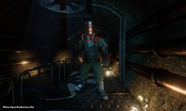 Vaporum: Lockdown Screenshot 3, Full Version, PC Game, Download Free