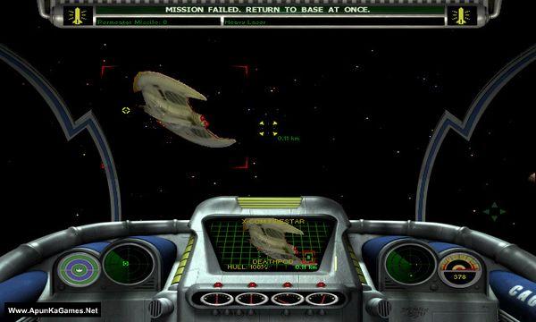 X-COM: Interceptor Screenshot 1, Full Version, PC Game, Download Free