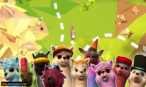 Alpaca Ball: Allstars Screenshot 3, Full Version, PC Game, Download Free