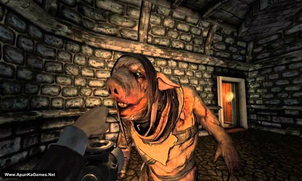 Amnesia: A Machine for Pigs Screenshot 1, Full Version, PC Game, Download Free