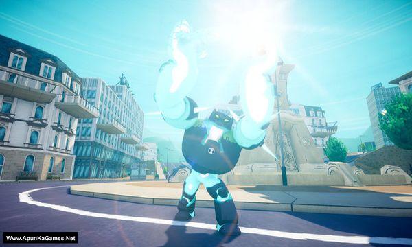 Ben 10: Power Trip Screenshot 3, Full Version, PC Game, Download Free