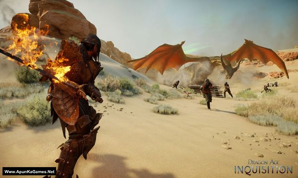 Dragon Age: Inquisition Deluxe Edition Screenshot 1, Full Version, PC Game, Download Free