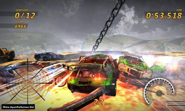 FlatOut Trilogy Screenshot 2, Full Version, PC Game, Download Free