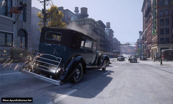 Mafia: Definitive Edition Screenshot 1, Full Version, PC Game, Download Free