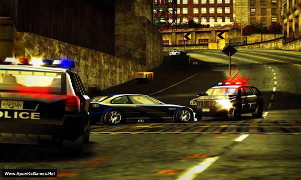 Need for Speed: Most Wanted Black Edition Screenshot 2, Full Version, PC Game, Download Free