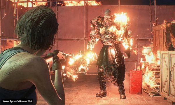 Resident Evil 3 Screenshot 3, Full Version, PC Game, Download Free