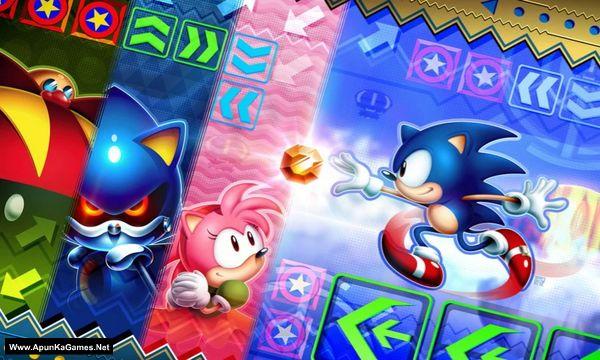 Sonic CD Screenshot 1, Full Version, PC Game, Download Free