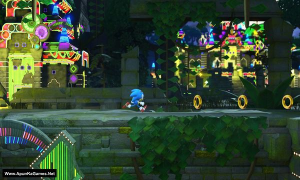 Sonic Forces Screenshot 2, Full Version, PC Game, Download Free