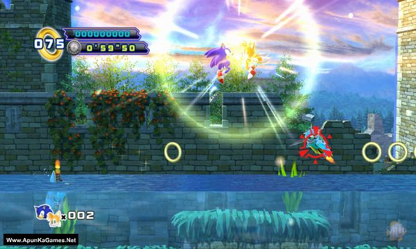 Sonic the Hedgehog 4: Episode 2 Screenshot 1, Full Version, PC Game, Download Free
