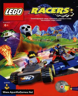 Lego Racers Cover, Poster, Full Version, PC Game, Download Free