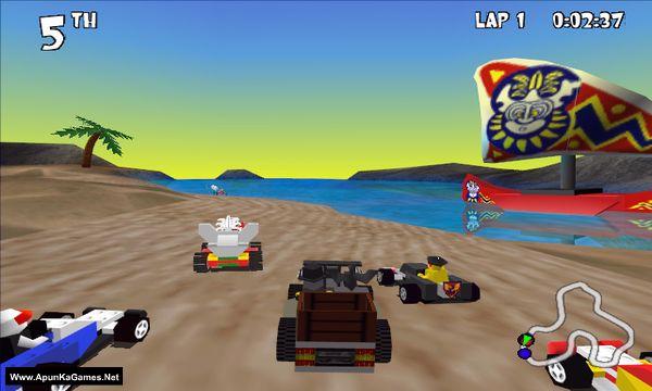 Lego Racers Screenshot 1, Full Version, PC Game, Download Free