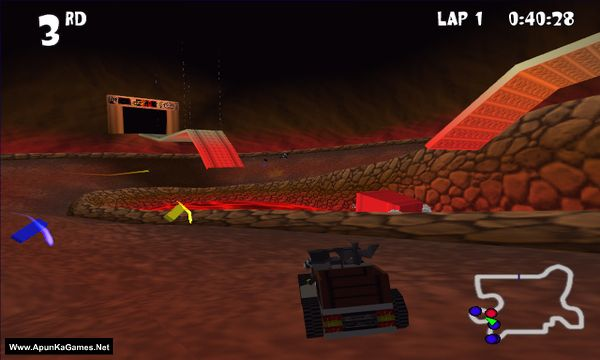 Lego Racers Screenshot 2, Full Version, PC Game, Download Free