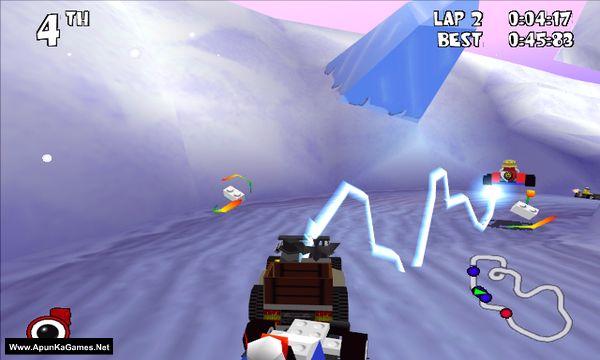 Lego Racers Screenshot 3, Full Version, PC Game, Download Free