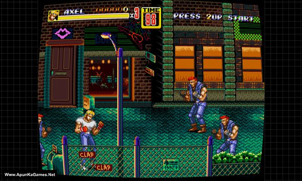 SEGA Mega Drive and Genesis Classics Screenshot 1, Full Version, PC Game, Download Free