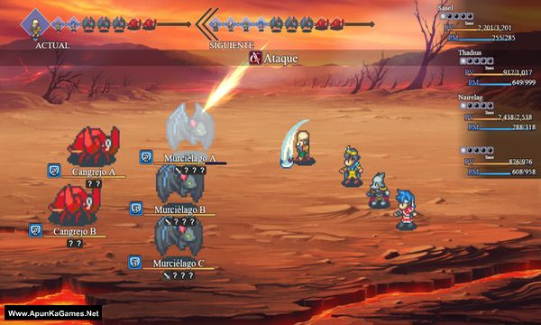 Sasel RPG Screenshot 3, Full Version, PC Game, Download Free