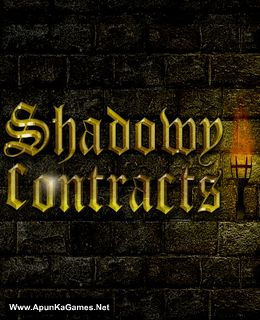 Shadowy Contracts Cover, Poster, Full Version, PC Game, Download Free
