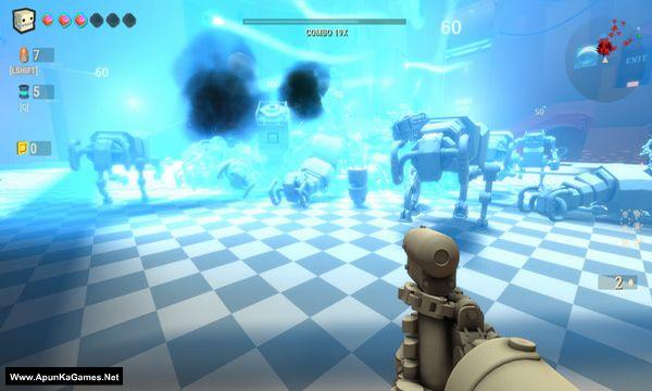 ARMORED HEAD Screenshot 3, Full Version, PC Game, Download Free