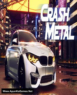 CrashMetal: Cyberpunk Cover, Poster, Full Version, PC Game, Download Free