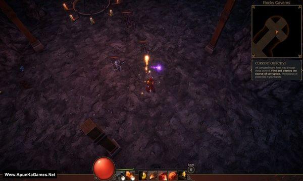 Mana Gloom Screenshot 2, Full Version, PC Game, Download Free