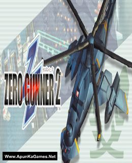 Zero Gunner 2 Cover, Poster, Full Version, PC Game, Download Free
