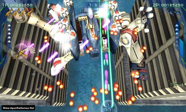 Zero Gunner 2 Screenshot 2, Full Version, PC Game, Download Free