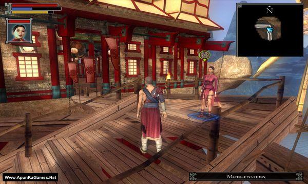 Jade Empire Screenshot 1, Full Version, PC Game, Download Free