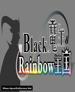 Black Maou & Rainbow Kingdom Cover, Poster, Full Version, PC Game, Download Free