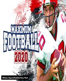 Doug Flutie's Maximum Football 2020 Cover, Poster, Full Version, PC Game, Download Free