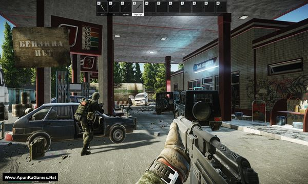 Escape from Tarkov Screenshot 1, Full Version, PC Game, Download Free