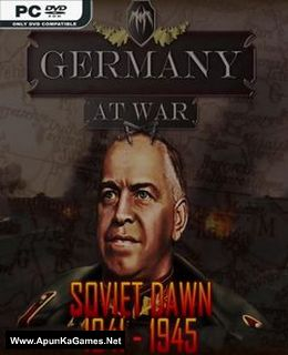Germany at War: Soviet Dawn Cover, Poster, Full Version, PC Game, Download Free