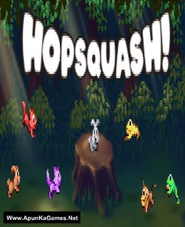 HopSquash Cover, Poster, Full Version, PC Game, Download Free